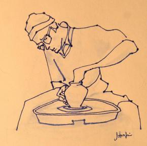 Stef Baxter pottery