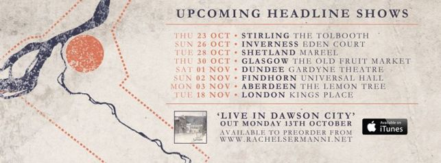 tour - up and coming gigs